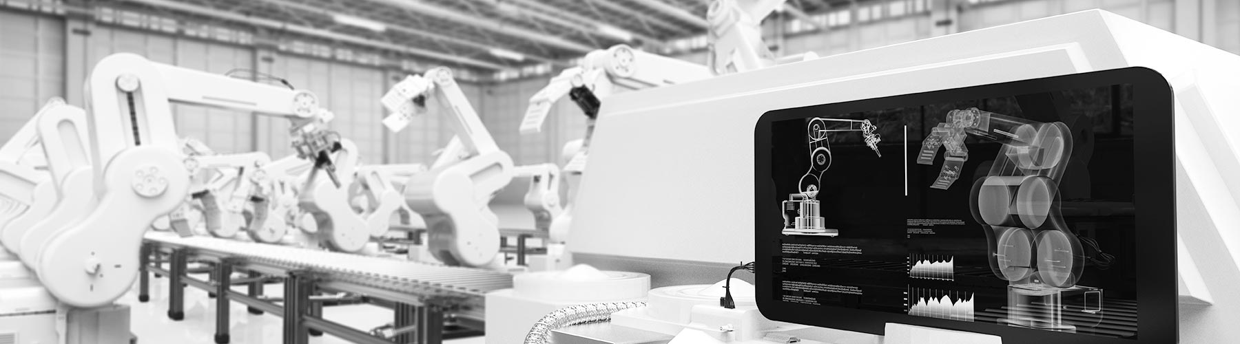 Industrial automation and IIOT